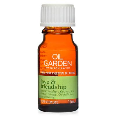 LOVE & FRIENDSHIP ESSENTIAL OIL BLEND 12ml