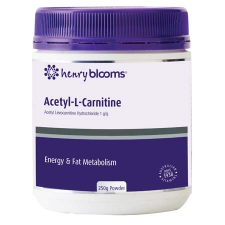 ACETYL L-CARNITINE POWDER 250g