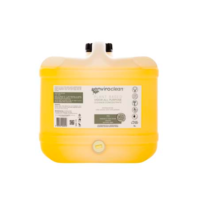 VIGOR ALL PURPOSE CLEANER CONCENT 15L*COMMIT TO PURCHASE