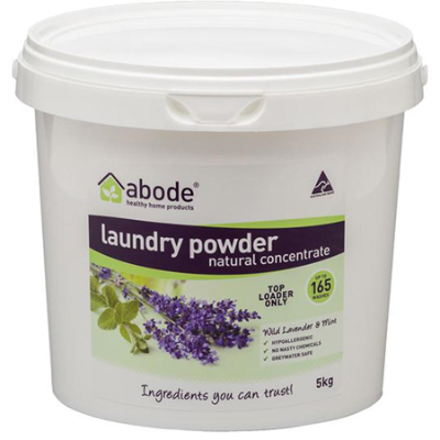 LAUNDRY POWDER LAVENDER & MINT 5Kg