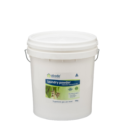 LAUNDRY POWDER EUCALYPTUS 15kg *COMMIT TO PURCHASE*