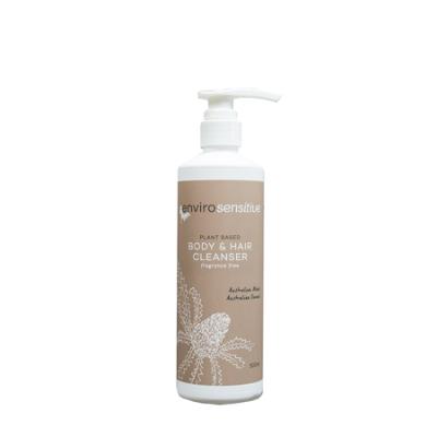 SENSITIVE BODY & HAIR CLEANSER 500ml (BX15)