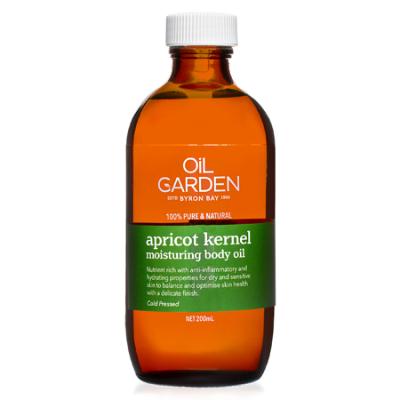 APRICOT KERNEL MOISTURISING BODY OIL 200ml