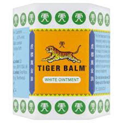 TIGER BALM WHITE REGULAR STRENGTH OINTMENT 19.4g
