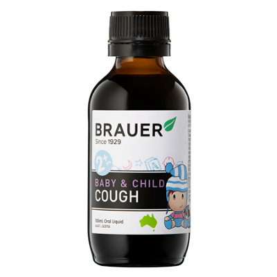 BABY & CHILD COUGH RELIEF 100ml