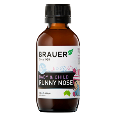 BABY & CHILD RUNNY NOSE RELIEF 100ml