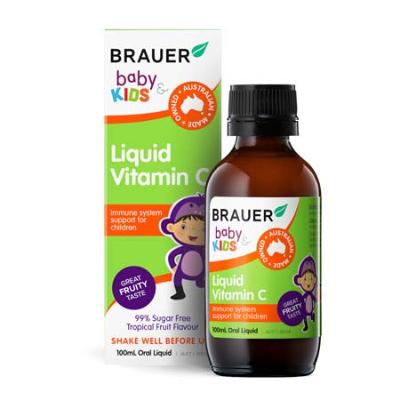 BABY & KIDS LIQUID VITAMIN C 100ml