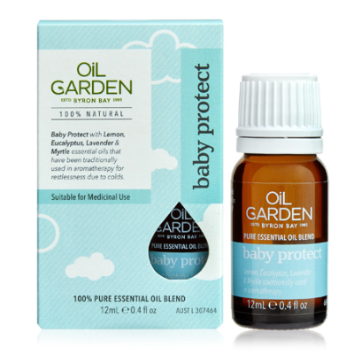 BABY PROTECT ESSENTIAL OIL BLEND 12ml (BX6)