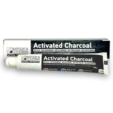 ACTIVATED CHARCOAL TOOTHPASTE 110g