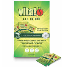 VITAL ALL IN ONE 10g Sch (BX30)