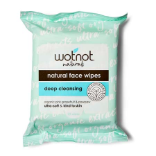 DEEP CLEANSING NATURAL FACIAL WIPES 25pk (BX24)