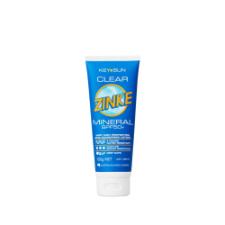CLEAR ZINKE SPF50+ 100g
