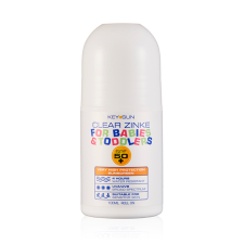 CLEAR ZINKE FOR BABIES & TODDLERS SPF50+ ROLL ON 100ml *TEMP UNAVAILABLE*