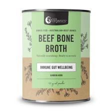 BEEF BONE BROTH GARDEN HERB 100g