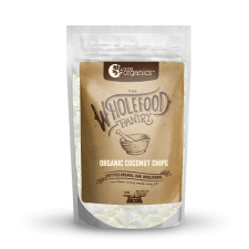 ORGANIC COCONUT CHIPS 150g
