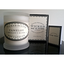 CAMELOT CANDLE DRAGONS BLOOD