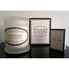 PROVENCE CANDLE FRENCH PEAR