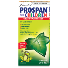 PROSPAN CHILDRENS COUGH LIQUID 200ml