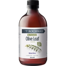 BIO FERMENTED OLIVE LEAF CONCENTRATE NAT BERRY 500ml