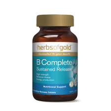 B COMPLETE SUSTAINED RELEASE 60Tabs complex