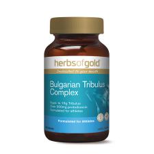 BULGARIAN TRIBULUS COMPLEX 60Tabs Tribulus (Tribulus terrestris)