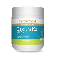 CALCIUM K2 WITH D3 180Tabs