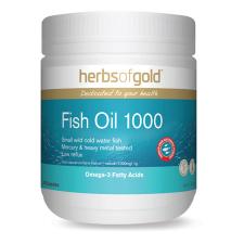 FISH OIL 1000 200Caps fish oils