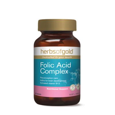 FOLIC ACID COMPLEX 60Tabs Folic Acid