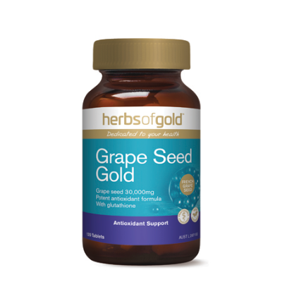 GRAPE SEED GOLD 120Tabs