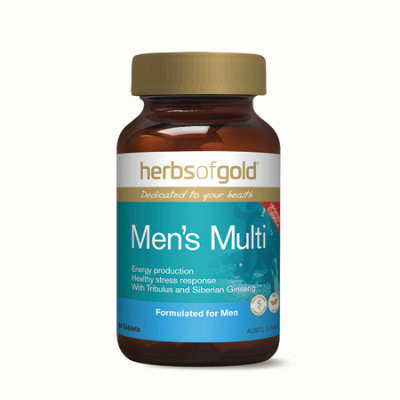 MEN'S MULTI 60Tabs complex