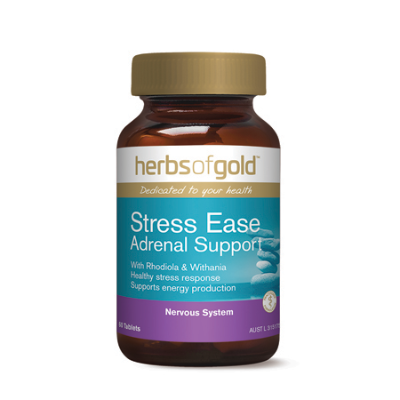 STRESS EASE ADRENAL SUPPORT 60Tabs complex