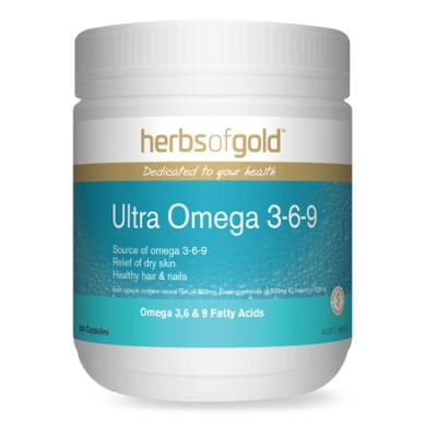 ULTRA OMEGA 3-6-9 200Caps fish oils
