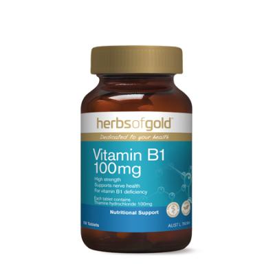 VITAMIN B1 100mg 100Tabs B1