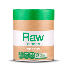RAW NUTRIENTS GREENS 300g