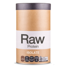 RAW PROTEIN ISOLATE CHOC COCONUT 1Kg