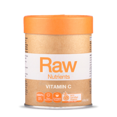 RAW NUTRIENTS VITAMIN C 120g