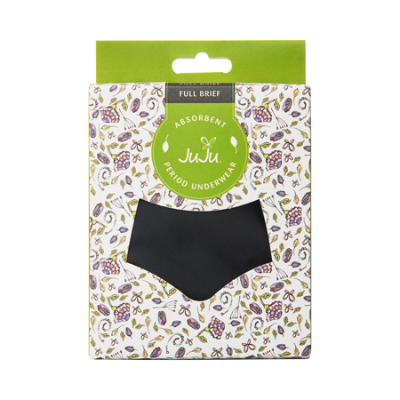 FULL BRIEF MODERATE ABSORBENT UNDERWEAR SMALL (SIZE 10)