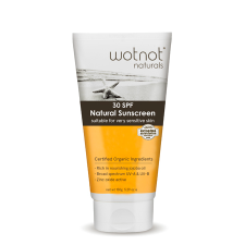 NATURAL SUNSCREEN 30 SPF FOR VERY SENSITIVE SKIN 150g