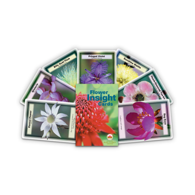 FLOWER INSIGHT PHOTO CARDS (PACK OF 69)