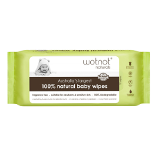 100% NATURAL BABY WIPES 70Pk (BX12)