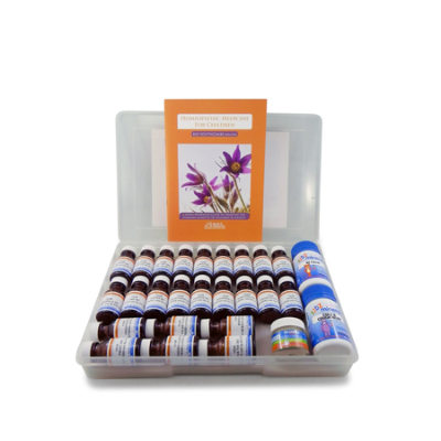 HOMEOPATHIC CHILDRENS KIT *COMMIT TO PURCHASE*