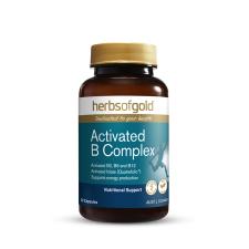 ACTIVATED B COMPLEX 30Caps