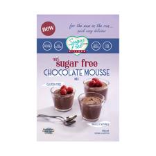 SUGAR FREE CHOCOLATE MOUSSE MIX 180g (BX6)