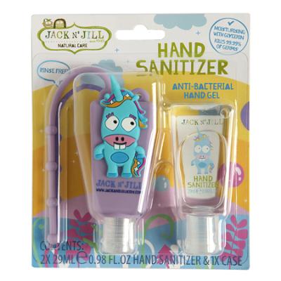 HAND SANITIZER UNICORN 2x29ml (BX6)