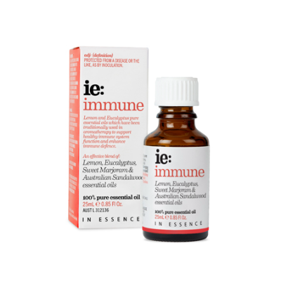 IMMUNE PURE ESSENTIAL OIL BLEND 25ml