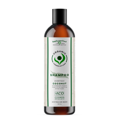 COCONUT SHAMPOO 500ml