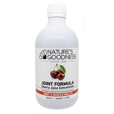 JOINT FORMULA CHERRY JUICE CONCENTRATE 500ml