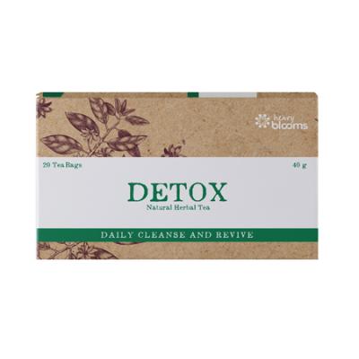 DETOX TEABAGS 20pk Fennel (Foeniculum vulgare)