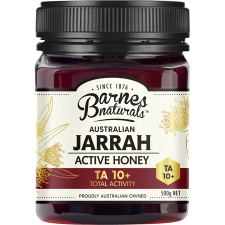 AUSTRALIAN JARRAH ACTIVE HONEY TA 10+ 500g
