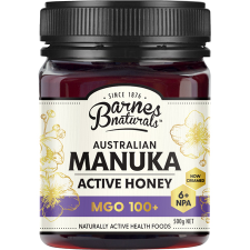 AUSTRALIAN MANUKA ACTIVE HONEY MGO 100+ NPA 6+ 500g